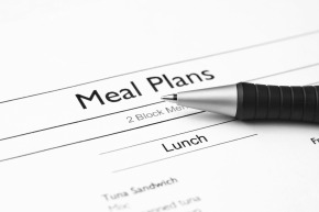 ReGroup:  Meal Plans