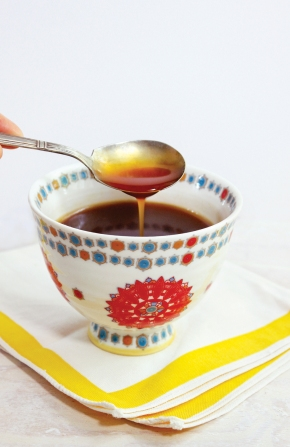 Recipe:  [Clean] Salted Caramel Sauce