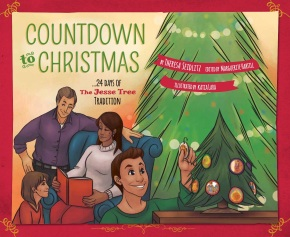 Book Review:  Countdown to Christmas